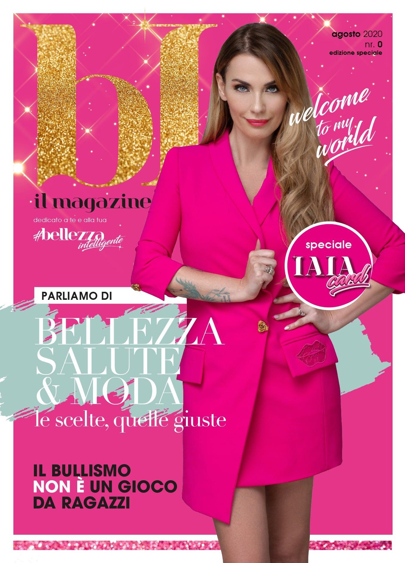 Bellezza intelligente magazine donna