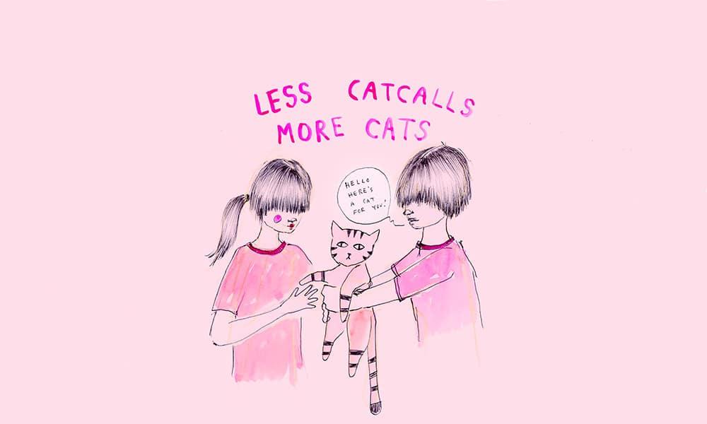 Fare catcalling non significa fare complimenti