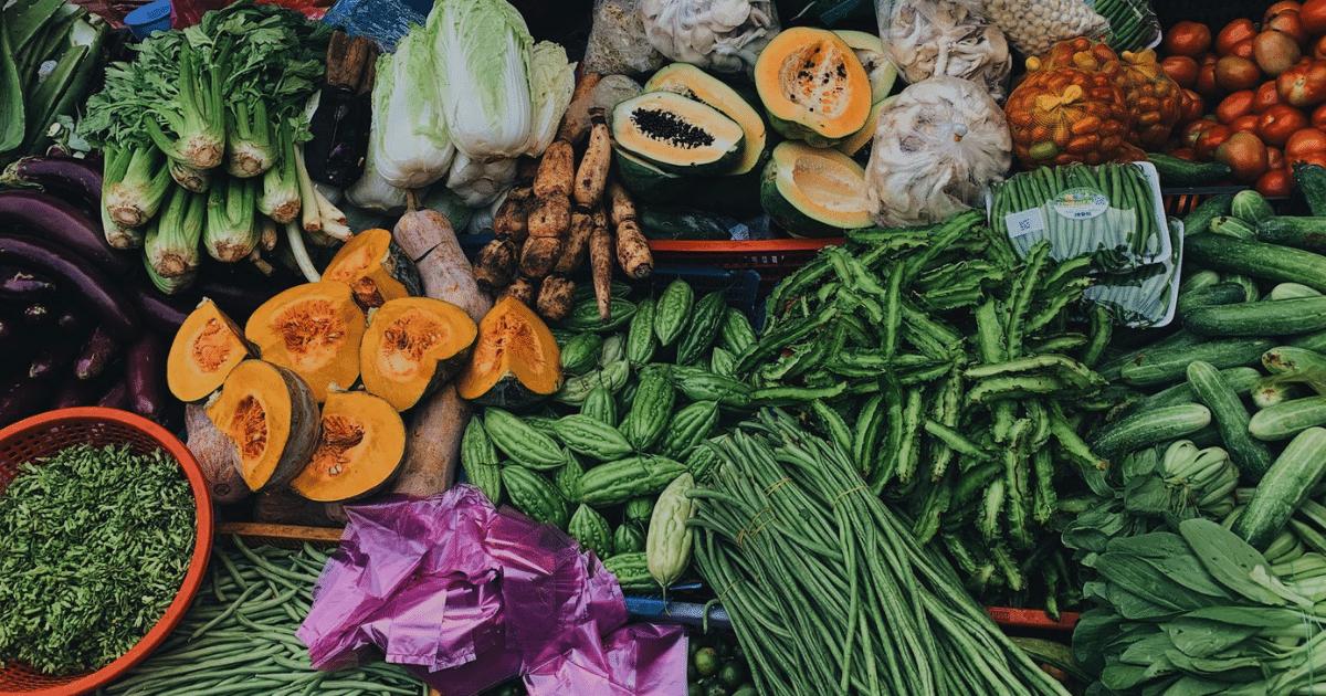 Piatti sfiziosi e di stagione: per ogni piatto il suo colore