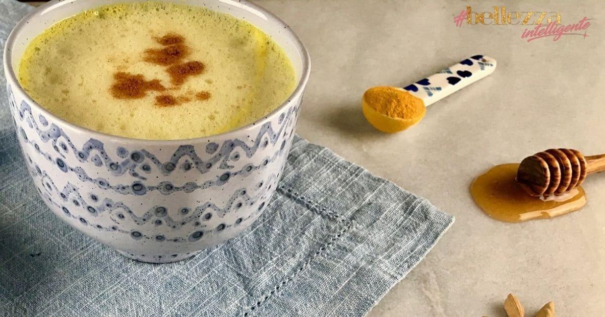 Golden Milk: la pozione magica dell'Ayurveda